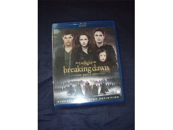 THE TWILIGHT SAGA BREAKING DAWN PART 2 Engelskt Ljud svensk text