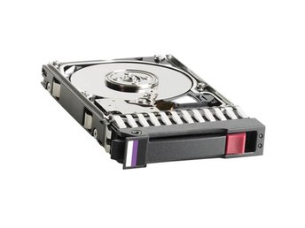 HPE 600GB 6G SAS 10K 2.5in HDD