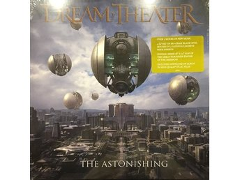 Dream Theater - The Astonishing - 4LP BOX - NY!