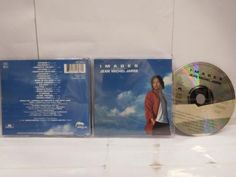 JEAN MICHEL JARRE - IMAGES - BEST OF - 511 306-2