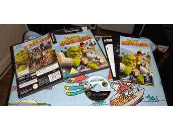 Shrek SuperSlam till GameCube! 1kr