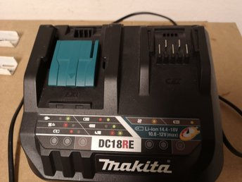 Makita laddare dc18re