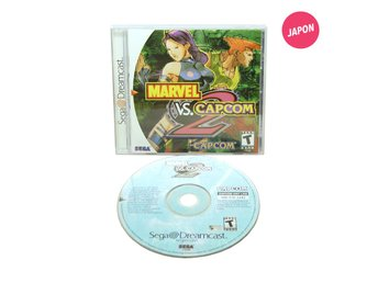 Marvel vs. Capcom 2 (USA / DC)