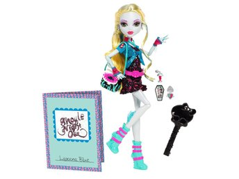Lagoona Blue - Ghouls Night Out - Monster High Docka