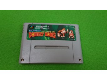 Donkey Kong Country NTSC-J Super Nintendo Snes