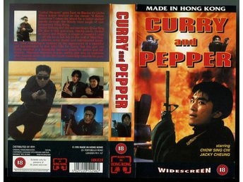 Curry And Pepper/asiatisk action med Jacky Cheung Steph Chow