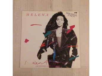"HELENA - I WANT YOU. (MVG 12"")"
