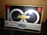 AMT 1/25 1957 Chevy Bel Air (Collectable Tin Box)