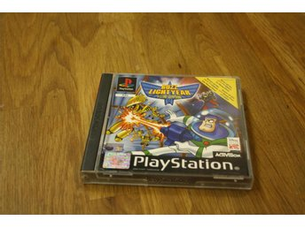 BUZZ LIGHTYEAR OF STAR COMMAND PS1