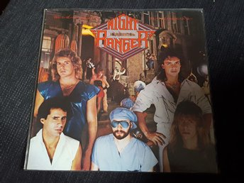 Night Ranger-Midnight madness LP - Torshälla - Night Ranger-Midnight madness LP - Torshälla