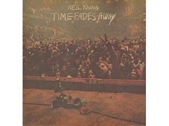 LP Neil Young Time Fades Away