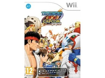 TATSUNOKO VS CAPCOM ULTIMATE ALL STARS (i box) till Nintendo Wii