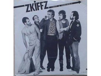 Zkiffz title*  I Natt* Rock, Pop Swe  7""