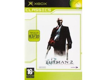 XBOX - Hitman 2: Silent Assassin (Beg)