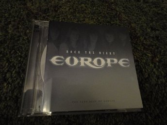 EUROPE -- ROCK THE NIGHT!  (2 CD)