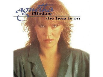 "Agnetha Fältskog - The Heat Is On (7"", Single)"