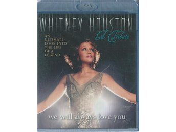 WHITNEY HOUSTON -WE WILL ALWAYS (INPLASTAT- SVENSKT)