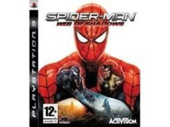 Spider-Man Web of Shadows - Playstation 3