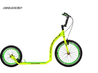 CRUSSIS Sparkcykel kickbike Active 4.1