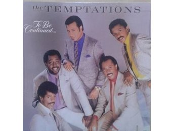 The Temptations title* To Be Continued...* Soul /Funk LP US