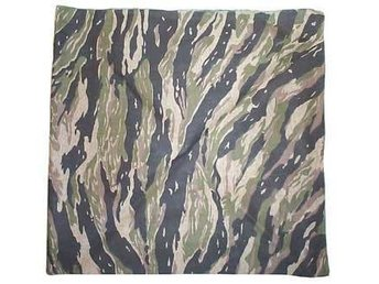 Tactical Premium Bandana Tiger Stripe
