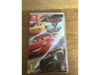 Cars 3 Driven to win till nintendo switch