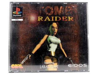 Tomb Raider - PS1 - PAL (EU)