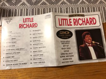 "Little Richard ""Pearls of the Past"" cd"