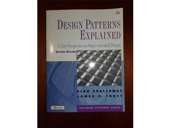 Design Patterns Explained 2ed Alan Shalloway  ISBN: 9780321247148