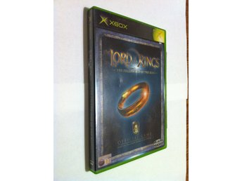 Xbox: The Lord of the Rings - The Fellowship of the Ring