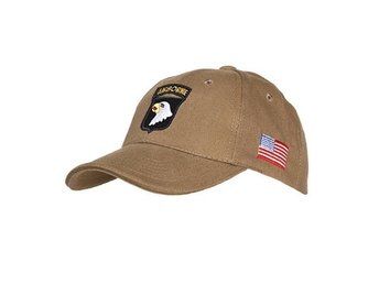 Fostex US Army Baseball Cap 101st Airborne Division Parachute Infantry Paratroop