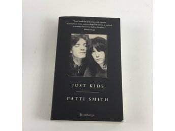 Bok, Just kids, Patti Smith, Pocket, ISBN: 9789173373180, 2011