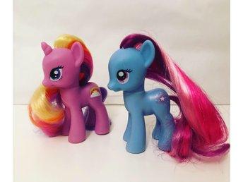 My little Pony - G4 Starswirl & Rainbow Flash (364605441) ᐈ