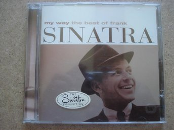 CD:n My way The best of Frank Sinatra