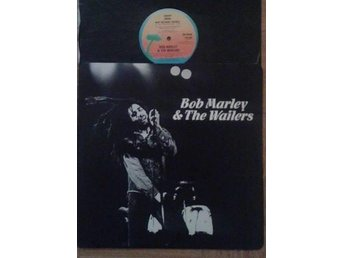 "artist*  Bob Marley & The Wailers  titel*  War/No More Trouble / Exodus 12"" LTD"