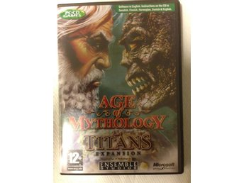 Age of mythology The Titans - Sundbyberg - Age of mythology The Titans - Sundbyberg
