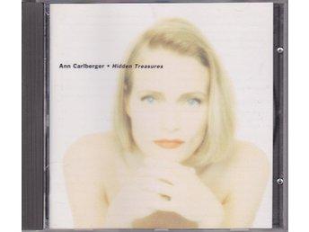 ANN CARLBERGER: Hidden Treasures 1990 (Pink Champagne) CD - Stockholm - ANN CARLBERGER: Hidden Treasures 1990 (Pink Champagne) CD - Stockholm