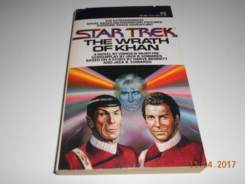 STAR TREK - The wrath of Khan, Pocket Books USA
