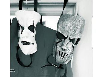 SLIPKNOT MASK JAMES ROOT & MICK THOMPSSON  MASK