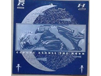"RAH Band title* Clouds Across The Moon* Electronic,Synth-pop 12"" Netherlands"