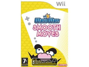 WARIOWARE - SMOOTH MOVES /WARIO WARE (i box) till Nintendo Wii