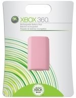 Rechargeable Battery Pack (Pink) (Official)