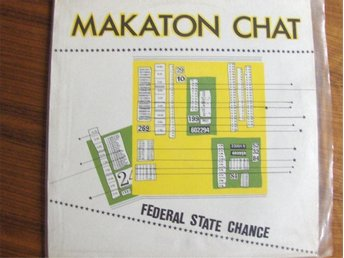 MAKATON CHAT - Federal state chance MAXI -82 Industri/Psych HÅRD!