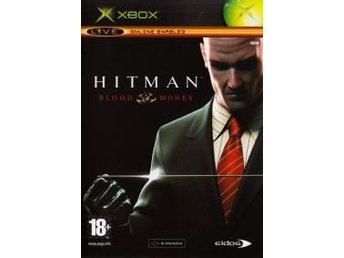 XBOX - Hitman: Blood Money (Nytt)