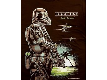 Star wars Rogue one tshirt XX-large