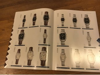 Longines General Catalogue  2005 för inköpare
