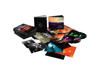 Gilmour David: Live at Pompeii 2017 (Deluxe) (2 CD + 2 Blu-ray)