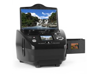 Combo dia-film-foto-scanner Klarstein 179B SD xD 5,1 MP