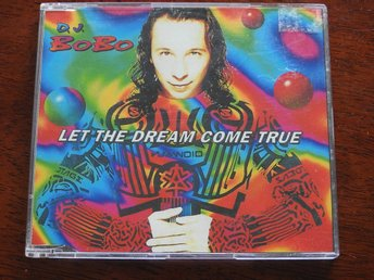 DJ BoBo - Let the dream come true CD Single