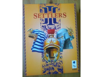 The Settlers III  -  BIG BOX